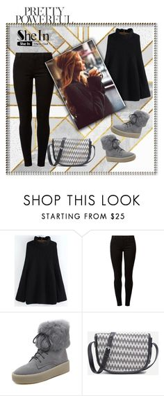 """""""SheIn 7/III"""" by hedija-okanovic ❤ liked on Polyvore featuring Dorothy Perkins, WithChic and shein"""