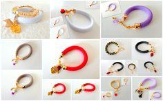 χειροποίητα βραχιόλια, πολύχρωμα κορδόνια, κρυσταλλάκια Τσεχίας, γυάλινες χάντρες, miyake beads, πέρλες, swarovski, αλυσίδες, χαριτωμένα κρεμαστά μενταγιόν και χρυσαφένια μοτίφ.. η συλλογή μας είναι έτοιμη..!!  handmade bracelets .. colorful ribbons, pearls, glass stones, miyake's beads, czech beads, cute pendants, swarovski ... our collection !!! https://el-gr.facebook.com/pages/MyAndorableLife/111119679052345