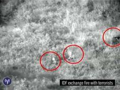 IDF Thwarts Hamas Infiltration into Israel