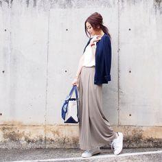 玉村 麻衣子さんはInstagramを利用しています:「. UNIQLOのスカンツコーデ。 ゆるりとリラックスできるのでお気に入り^ ^ 今日は花金! 夜更かしするぞ! . #UNIQLO#ユニクロ#uniqloginza #ユニクロのスカンツ #カットソーイージースカンツ #fashion#coordinate#outfit#ootd#JAPAN」