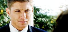 #DeanWinchester [gif]  ...love to see his skin in natural light   #SPN