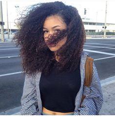 Curls on fleek