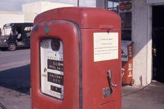 Orange County California, Gas Pumps, Maine, Road Trip, Genealogy, 1970s, Entrepreneur, Future
