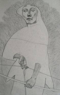 Sketch from Edward Kinsella