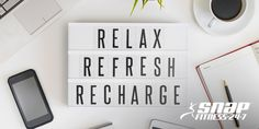 Did you know people who are stressed are more likely to overeat, lose out on vital sleep, and develop a disease? Our goal for you this weekend? De-stress! Read our tips to naturally relax, refresh, and recharge.