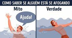 Dicas de primeiros socorros para salvar alguém que está se afogando