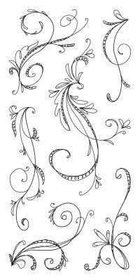 patterns for wood burning monogram designs - Google Search
