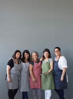 For five inspired foodies, a few casual morning meetings soon developed into a thriving sisterhood and three best-selling cookbooks.