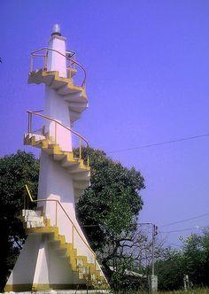 Lucap lighthouse [? - Alaminos, Ilocos, Luzon, Philippines]