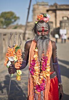 #Sadu #India #Photography of #People around the #World www.julianluskin.com