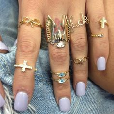 i literally think those rings were made for me