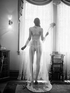 Beautiful vintage lingerie...