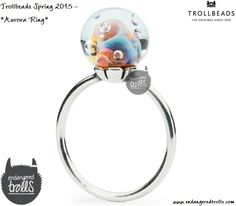 Trollbeads Spring 2015 Aurora Ring