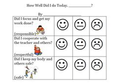 Toddler positive behavior star chart behavior chart pinterest