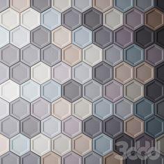 Decor for wall. panel - Akustik ve Ses Yalıtımı Cladding Materials, Decorative Wall Panels, 3d Wall Panels, Concrete Tiles, Plastic Design, 3d Texture, Acoustic Panels, Wall Treatments, Tile Patterns