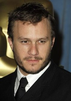 Heath Ledger I miss him :/ he'll always be the first Aussie that had my heart <3