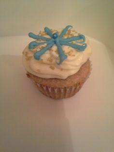 Rumchatta cupcake