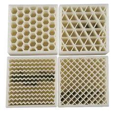 ¿Que patrón debes usar en el relleno de tu figura 3D? – Impresoras3D.com