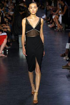 Altuzarra Spring 2015 Ready-to-Wear Fashion Show - Vanessa Axente