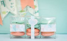 Peach & Mint Baby Shower For Twins