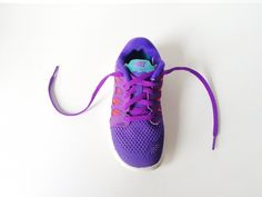 How to tie the fastest shoelace ∆∆∆ www.lesomi.com/blog