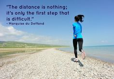 Distance is nothing.