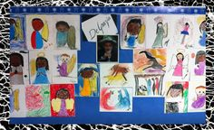 Check out these creative thank you cards that reflect DeGrazia\'s artwork! These inspiring students were on an educational tour of the Gallery in the Sun. To schedule a free tour in advance contact the Education Coordinator, Shannon Rossomando, at 520-299-9191, 800-545-2185 or education@degrazi.... #NationalHistoricDistrict #DeGrazia #Artist #Ettore #Ted #GalleryInTheSun #ArtGallery #Gallery #Adobe #Architecture #Tucson #Arizona #AZ #Catalinas #Desert #PaletteKnife #Painting #Educational #Tours