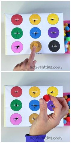 Looking for free printables? Here is one of our multi purpose printable activities along with a few other free printables you can use for early learning for kids! These work well for toddlers, preschool and for kindergarten! Preschool Learning Activities, Preschool At Home, Infant Activities, Kids Printable Activities, Learning Activities For Toddlers, Teaching Toddlers Colors, Activities For Preschoolers, Educational Crafts For Toddlers, Activities For 5 Year Olds