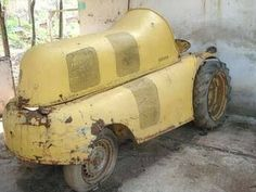 1954 Allgaier Porsche P-312