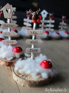 Christmas Treats, Christmas Diy, Xmas, Christmas Ornaments, Wooden Christmas Decorations, Christmas Tree Design, Deco Noel Nature, Deco Table Noel, Holiday Crafts