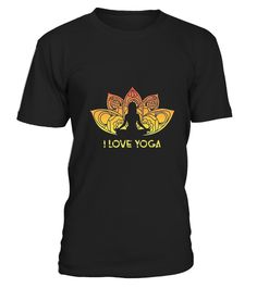 "# I Love Yoga T-shirt .  100% Printed in the U.S.A - Ship Worldwide*HOW TO ORDER?1. Select style and color2. Click ""Buy it Now""3. Select size and quantity4. Enter shipping and billing information5. Done! Simple as that!!!Tag: yoga, Poses Yoga Lovers, namaste, breathe, exercise, asana, meditation, pranayama, Om Zen Yoga, Meditation, Zen, Workout, Yogis, Yogo, mindfulness, buddhist, bonsai tree, chakras, tranquility, Lotus Flower"