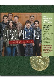 Freaks and Geeks.  A television show about two unique groups of teenagers dealing with life in high school during the 80's.