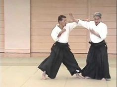 Highlights of Nishio Aikido Volumes 1 & 2 by Shoji Nishio, 8th dan - YouTube