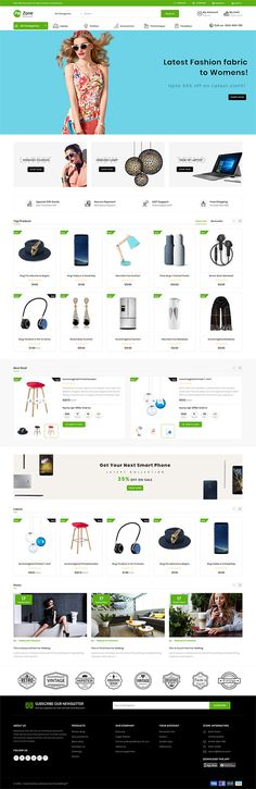 Payzone The Best MultiStore Template Website Design Inspiration, Website Design Layout, Web Design, Layout Design, Modern Design, Design Ideas, Furniture Layout, Furniture Design, Trendy Furniture