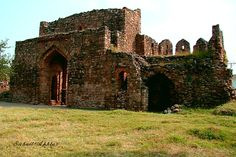 Rawat fort on GT Road near Rawalpindi and Islamabad