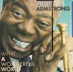 Louis Armstrong - What A Wonderful World (CD, Album) at Discogs
