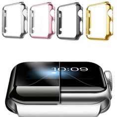 [US$3.99] Plating Hard PC Protective Case For Apple Watch Series 2 38/48mm  #3848mm #apple #case #hard #plating #protective #series #watch
