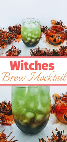 Fall Recipes, Holiday Recipes, Great Recipes, Halloween Cocktails, Easy Cocktails, Easy Halloween Food, Halloween Party, Witches Brew, Food Crafts