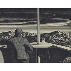 Bow Lookout By Rockwell Kent ,Circa 1930 Rockwell Kent, Norman Rockwell, Stair Gallery, Wood Engraving, Etchings, Block Prints, Magazine Art, American Artists, Whipped Cream