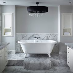 Cheshire bath in Four Seasons Private Residence Tower, Miami