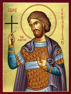 Martyr Sebastian at Rome, and his companions - Orthodox Church in America