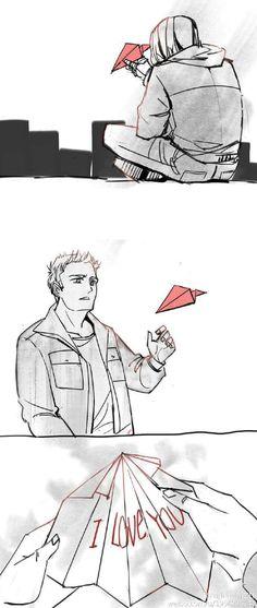 Steve • Bucky