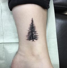 Awesome tree tattoo