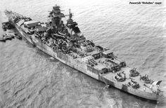 French Navy 1943, Richelieu