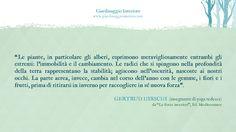 """Ecopensiero di Gertrud Hirschi, insegnante di yoga tedesca, tratto dal libro """"Le forze interiori"""" (Ed. Mediterranee)"""