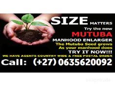 MANHOOD ENLARGER PRODUCT WITH MUTUBA SEED WHATSAPP/CALL +27635620092 PROF KIISA sydney - Swap, Trade, Buy Sell Classifieds | Swap n Trade