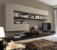 GALLERY Modern nappali bútorok – Anime pictures to hairstyles Home Interior, Interior Design Living Room, Living Room Designs, Tv Set Design, Modern Design, House Furniture Design, House Design, Kitchen Extension Layout, Living Room Modern