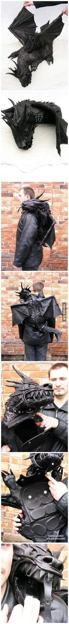 Awesome backpack is awesome