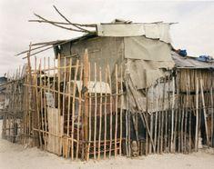 Case Study Homes by Peter Bialobrzeski. Squatter camp near Manila.
