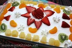 Mommy's Kitchen - Old Fashioned & Southern Style Cooking: Semi Homemade Tres Leches Cake